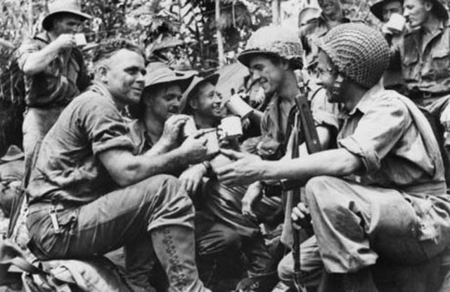 Australian Naval and Military Expeditionary Forces capture German New Guinea