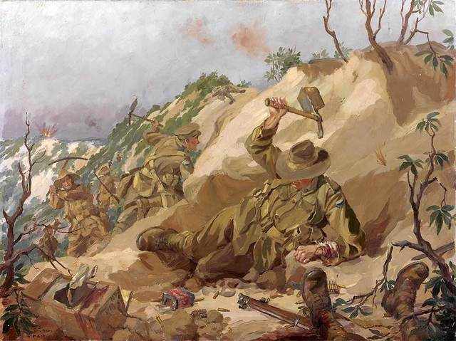The August offensives