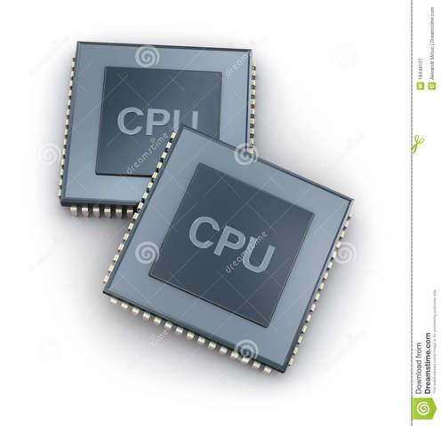 Unidad Central De Proceso CPU