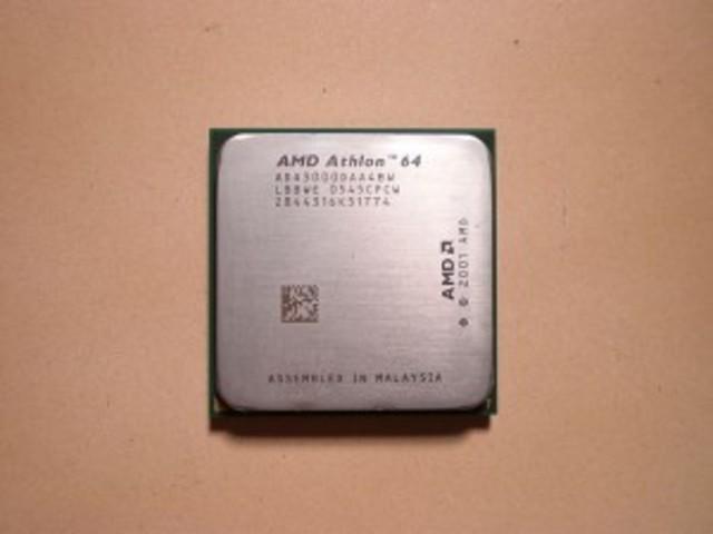 The first 64-bit processor