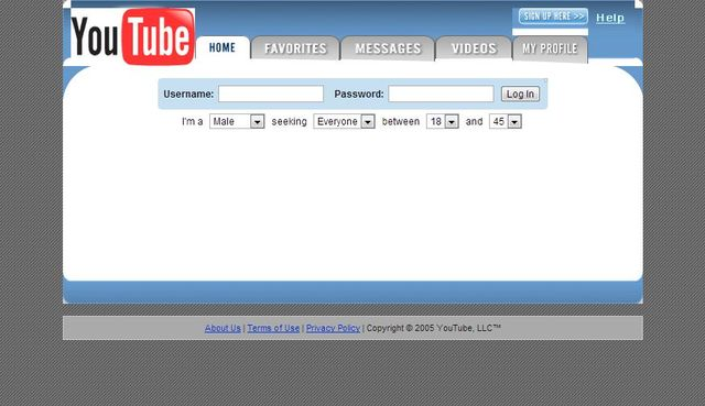 First video sharing service fonded