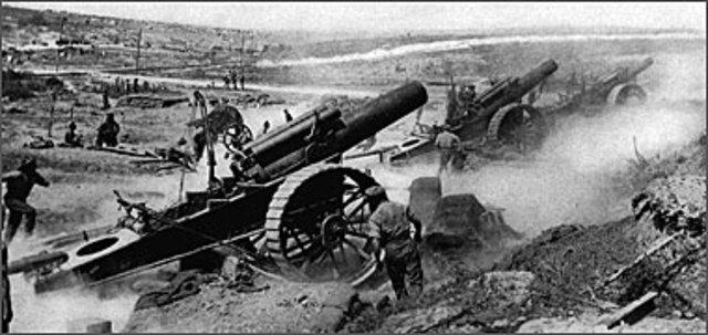 First battle of Bullecourt