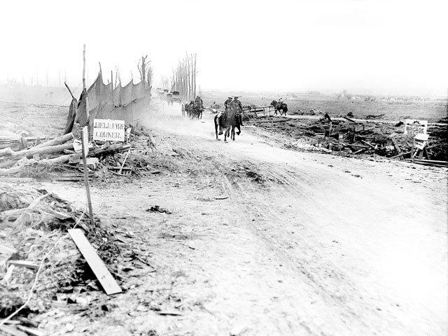 Battle of Menin Road