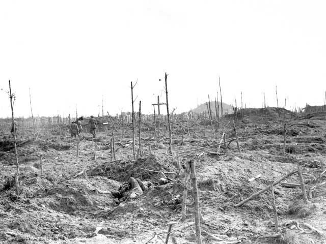 Battle of Polygon Wood