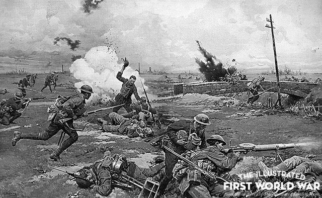 Spring Offensive