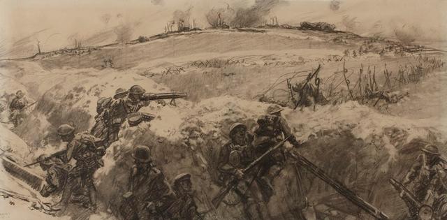Battle of Mont St Quentin