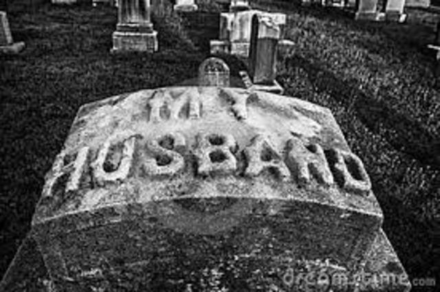 Husband Dies