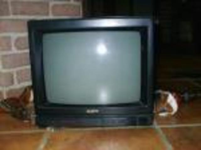 """La televisión a color de 14"""""""