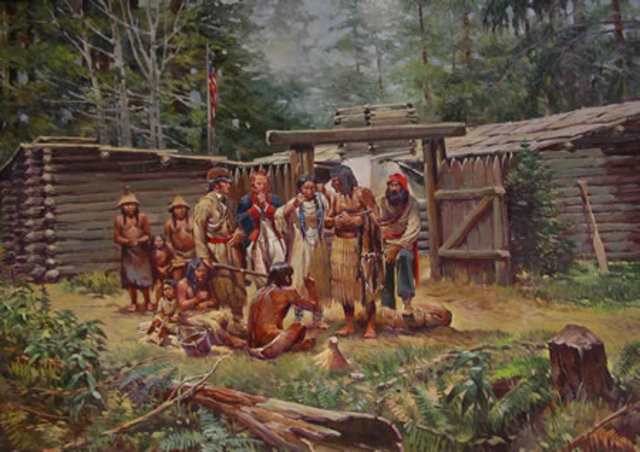 The Stay At Fort Clatsop