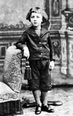 Александр был отдан во Введенскую гимназию