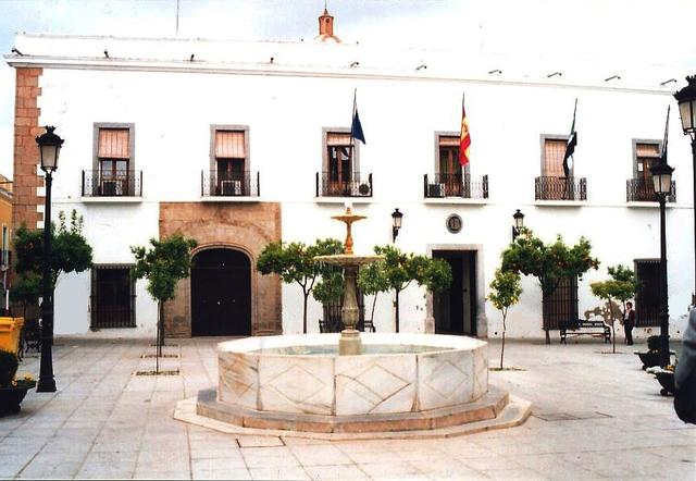 La Casa Consistorial de Zafra