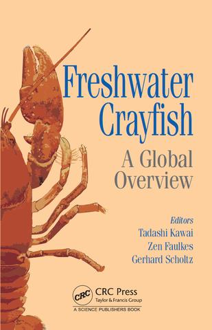 Freshwater Crayfish published