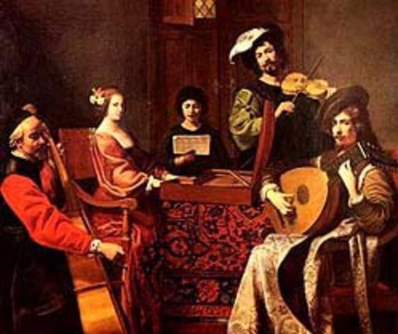 MúsicaRenascentista- (1450-1600)