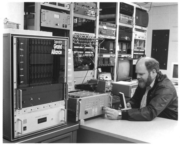 First commercial digital transmission system