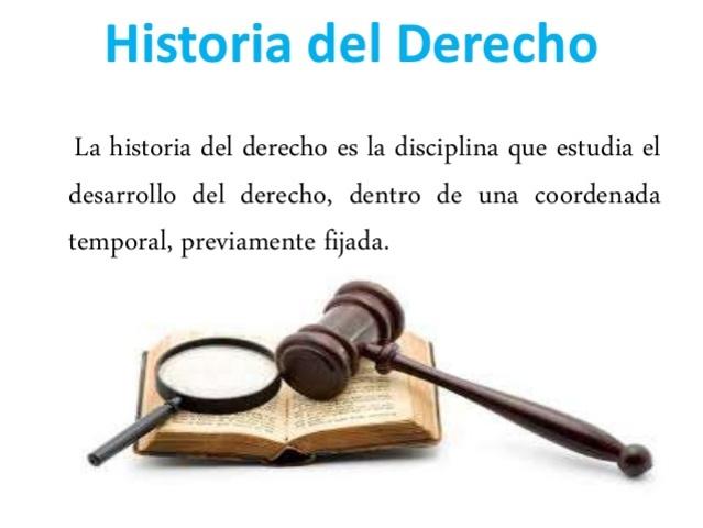 El Juicio del Historiador