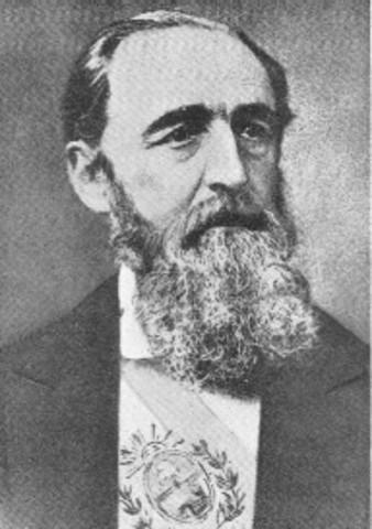 Asume Luis Saenz Peña
