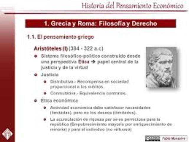 Filosofía Política y Jurídica de Grecia