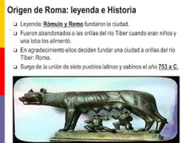 Roma (Rómulo y Remo)