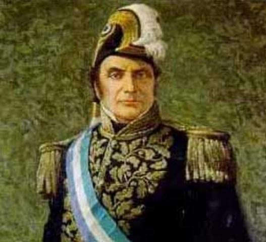 EL general Urquiza es asesinado en el palacio San Jose ,en Entre Rios