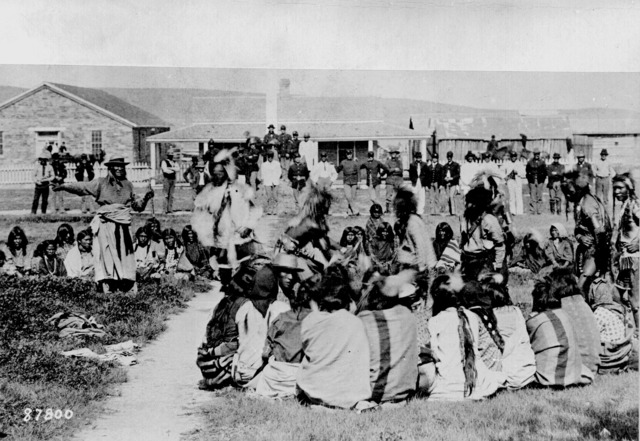 Peaceful Trade With the Shoshone