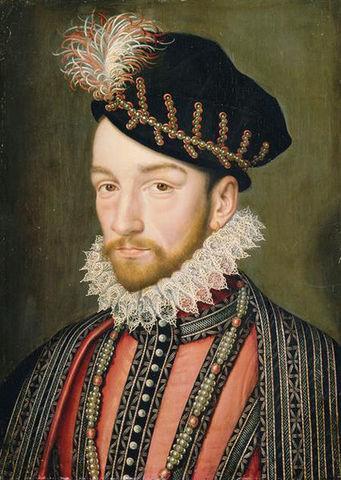 Charles IV dies