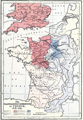 Philip VI of France confiscates Guienne