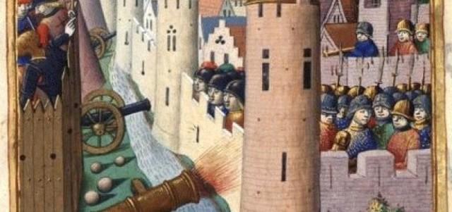 Henry V makes a triumphal entry into Rouen