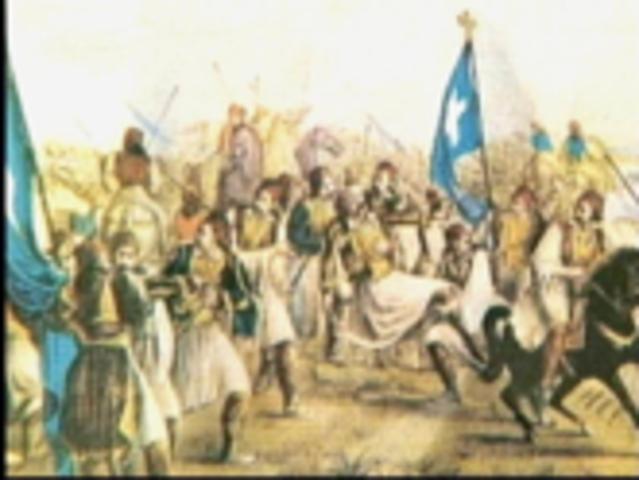 Greek revolution (Economic) Ottoman Empire