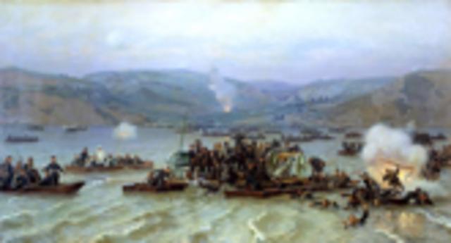 Russo-Turkish War (Political) Ottoman Empire