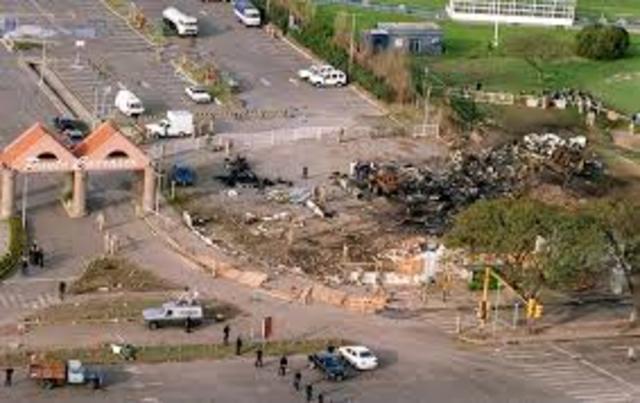 social:tragedia de LAPA en el Aeroparque Jorge Newbery