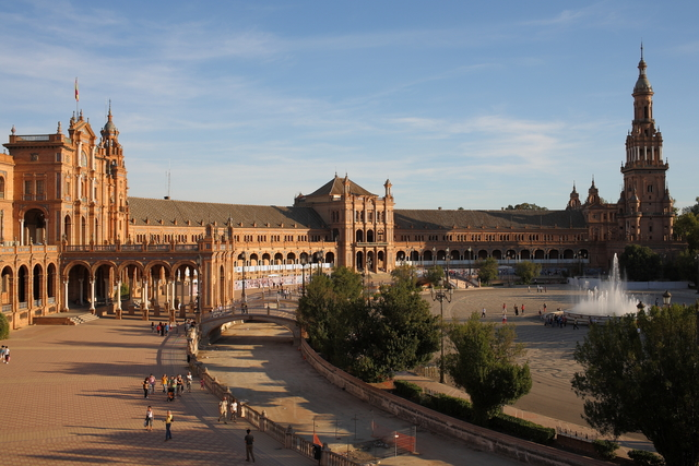 Plaza Mayor de Sevilla