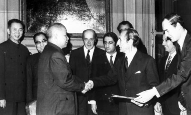 Acuerdos de Paz en Vietnam