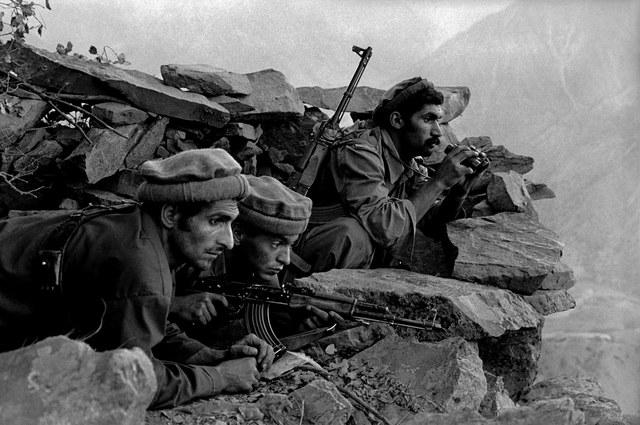 Militares pro comunistas toman el poder en Afganistán