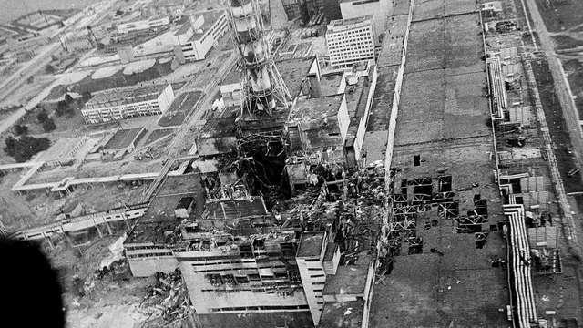 Accidente en Chernbyl