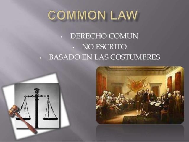 El Common Law