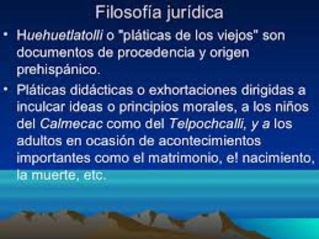Principales Instituciones Jurídicas