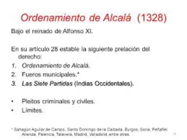 Fuero de Alcalá