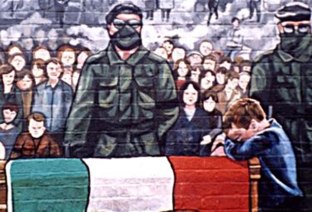Peace in Northern Ireland