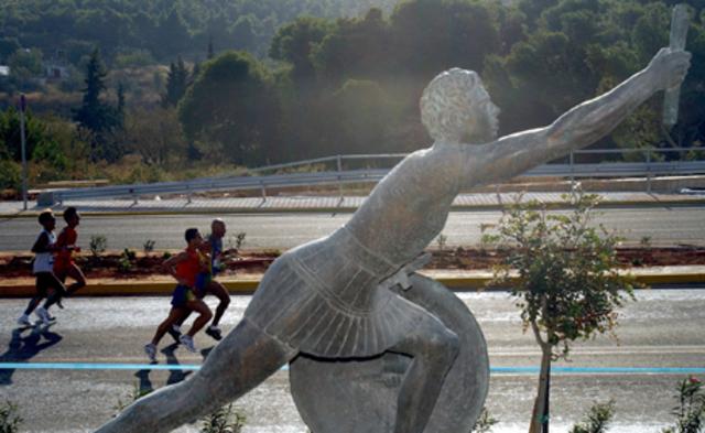 (BC) Marathon Man runs 150 miles for win over Persia