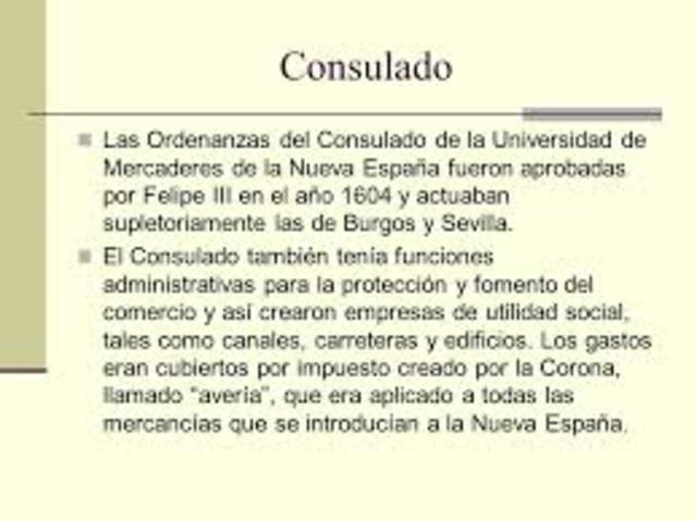Los consulados
