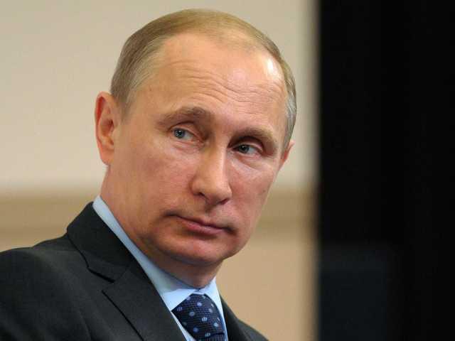 Vladimir Putin Elected as Russian President