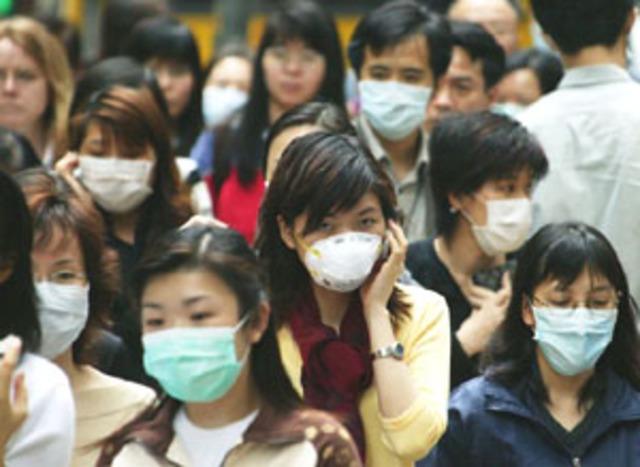 SARS Affects Air Travel