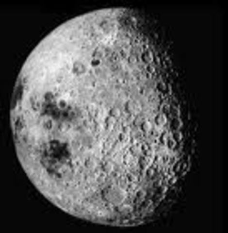 First Images Of Far Side Of Moon