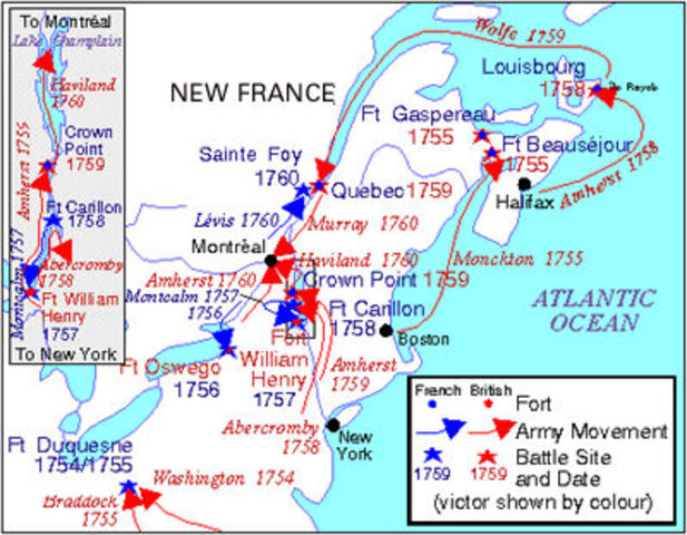 Seven Years' War Started