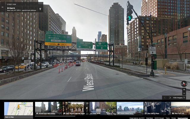 Google Launches Street View