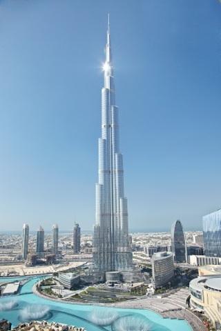 Burj Khalifa Opens