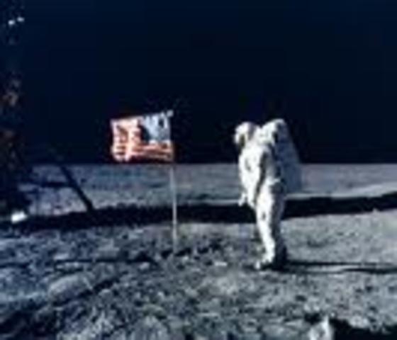 First Manned Lunar Landing (Apollo 11)