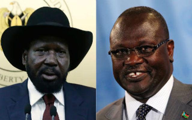 Kiir dismisses cabinet and VP