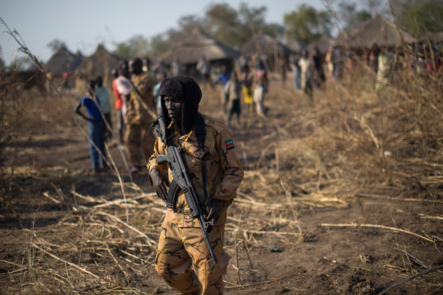 Battle of Malakal: Conflict between North and South