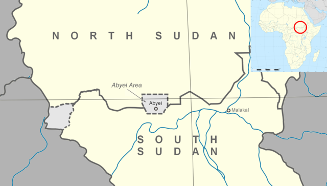 Tension over Abyei